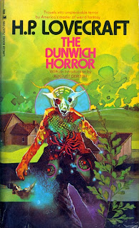 The Dunwich Horror Lancer Paperback Cover