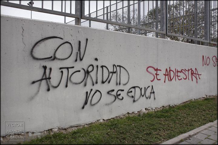 fotografía, muro, educación, autoridad, Valencia, Arriba Extraña