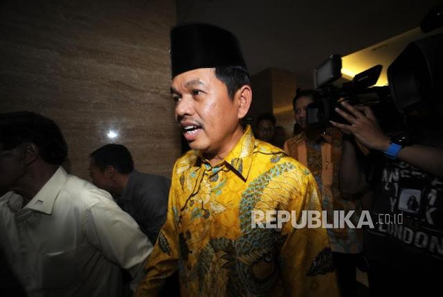 Golkar Jabar Sepakat Tinggalkan Ridwan Kamil