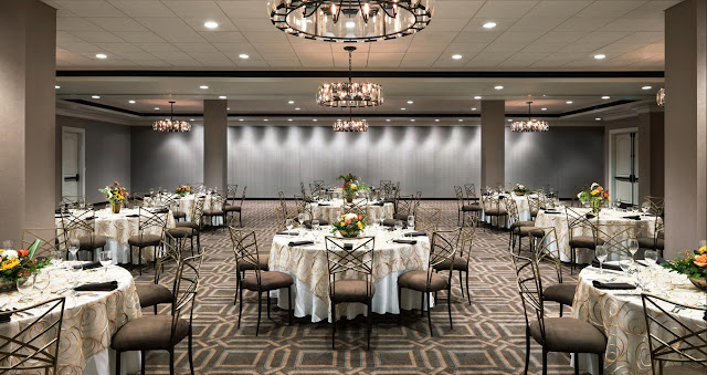 Wedding Venues In Memphis Tn Sheraton Memphis Downtown Hotel