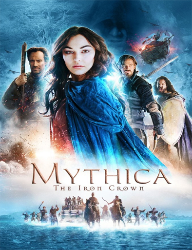 Ver Mythica: The Iron Crown (2016) Online