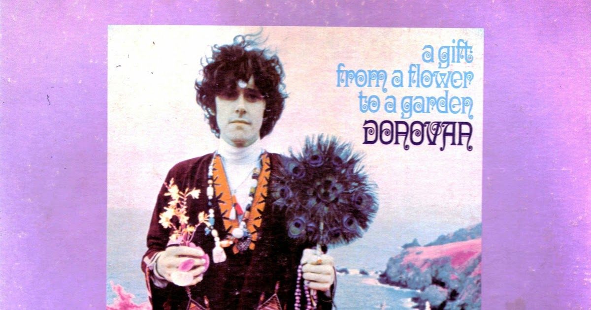 Vinyl shipwreck donovan a gift from a flower to a - Donovan a gift from a flower to a garden ...