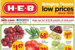 HEB Ad 5/9/18 - 5/15/18