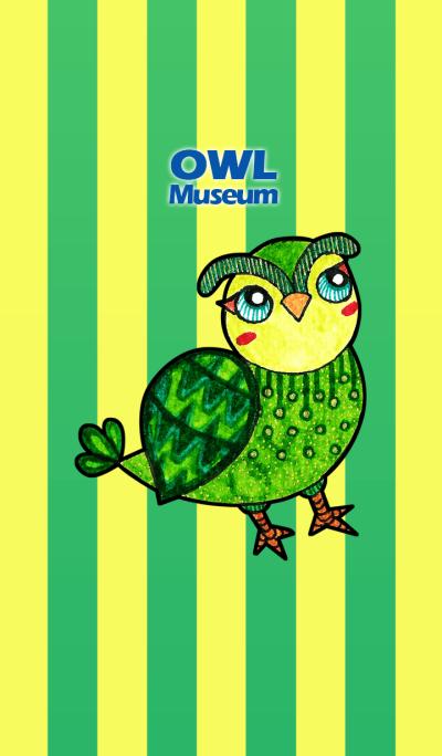 OWL Museum 62 - Light Owl