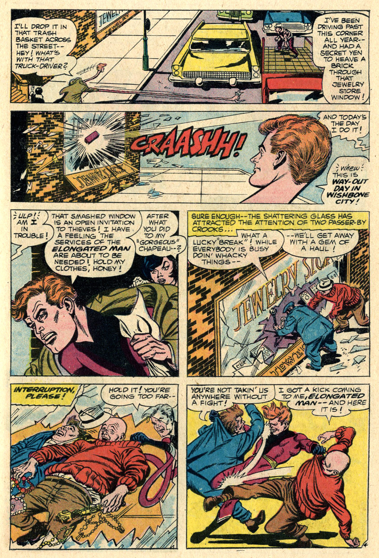 Detective Comics (1937) 363 Page 26