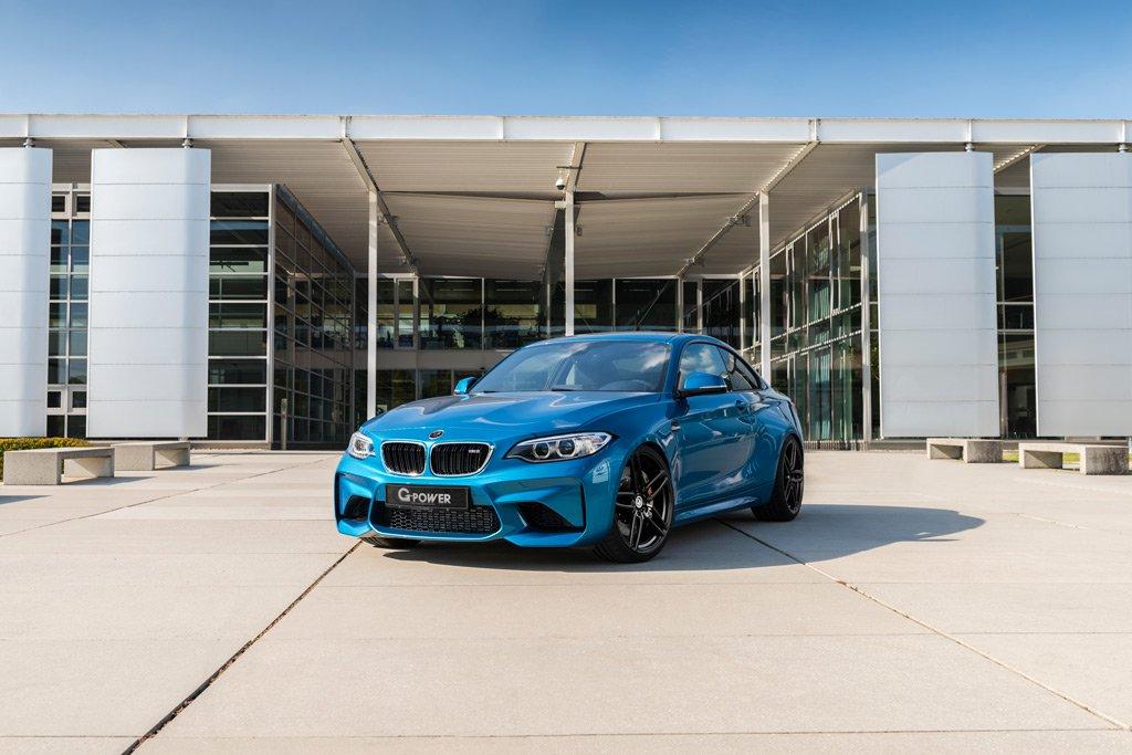 BMW M2 G-Power przód
