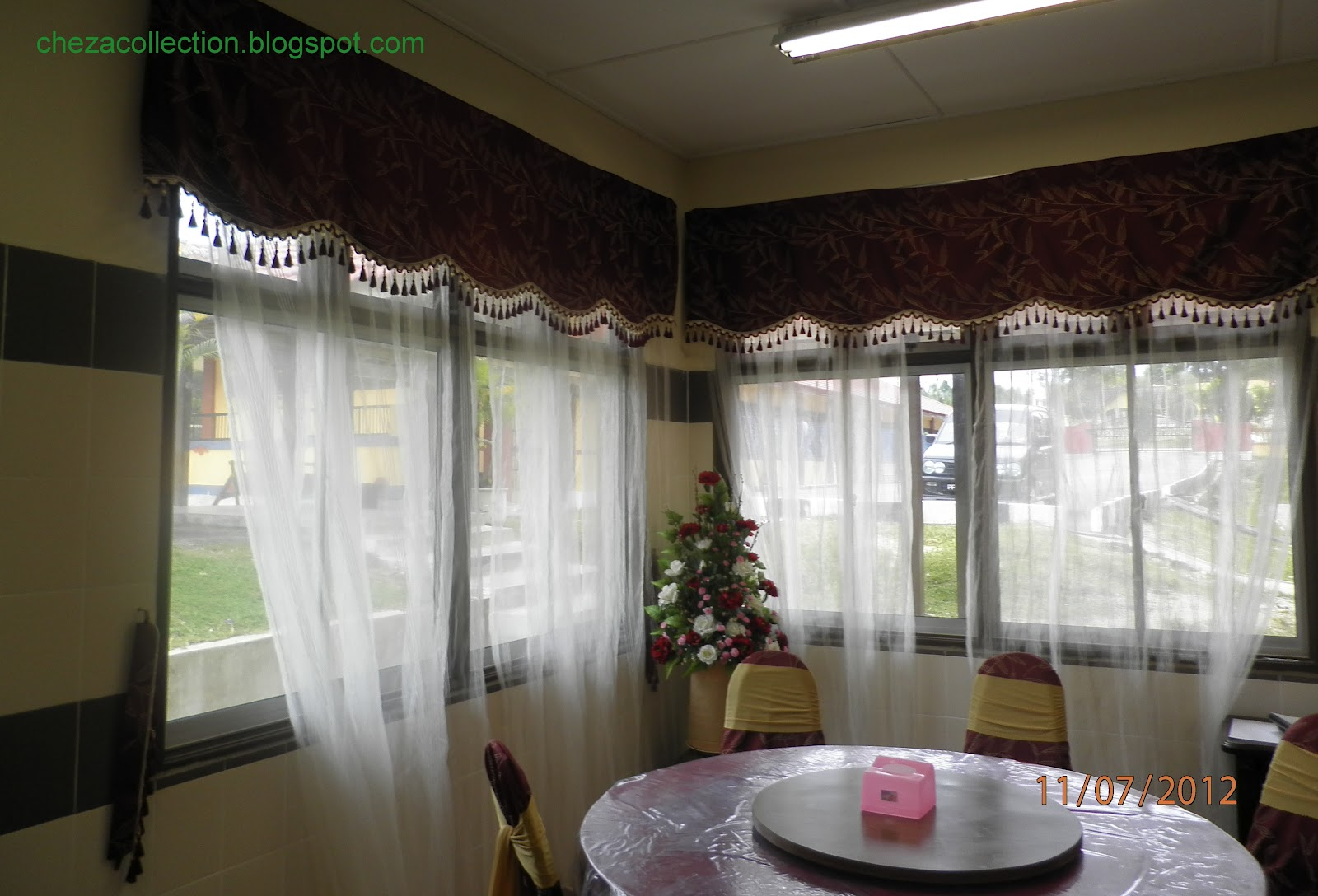 Langsir Dapur Dan Ruang Makan
