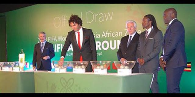 قرعة افريقيا قاسية في دور 32 للبطولة رقم Goaltycoon Africian Cup 51