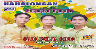 Lirik Lagu Ro Ma Ho - Versi Trio