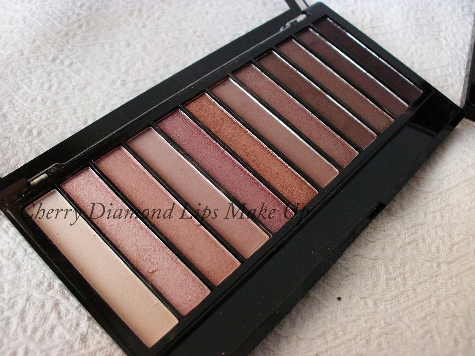 Redemption Palette Iconic 3 di Makeup Revolution