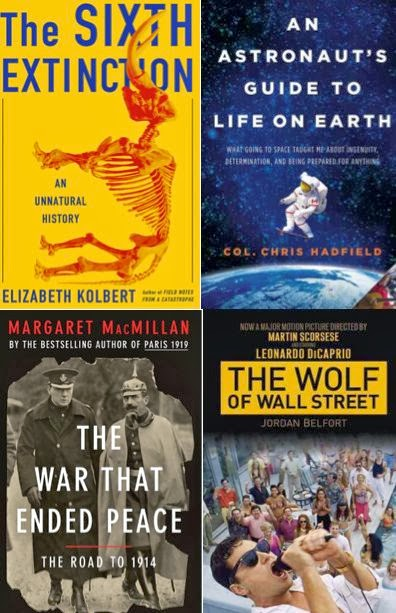 Blog from the Bookstore: Vote For April's Non-Fiction Book ...