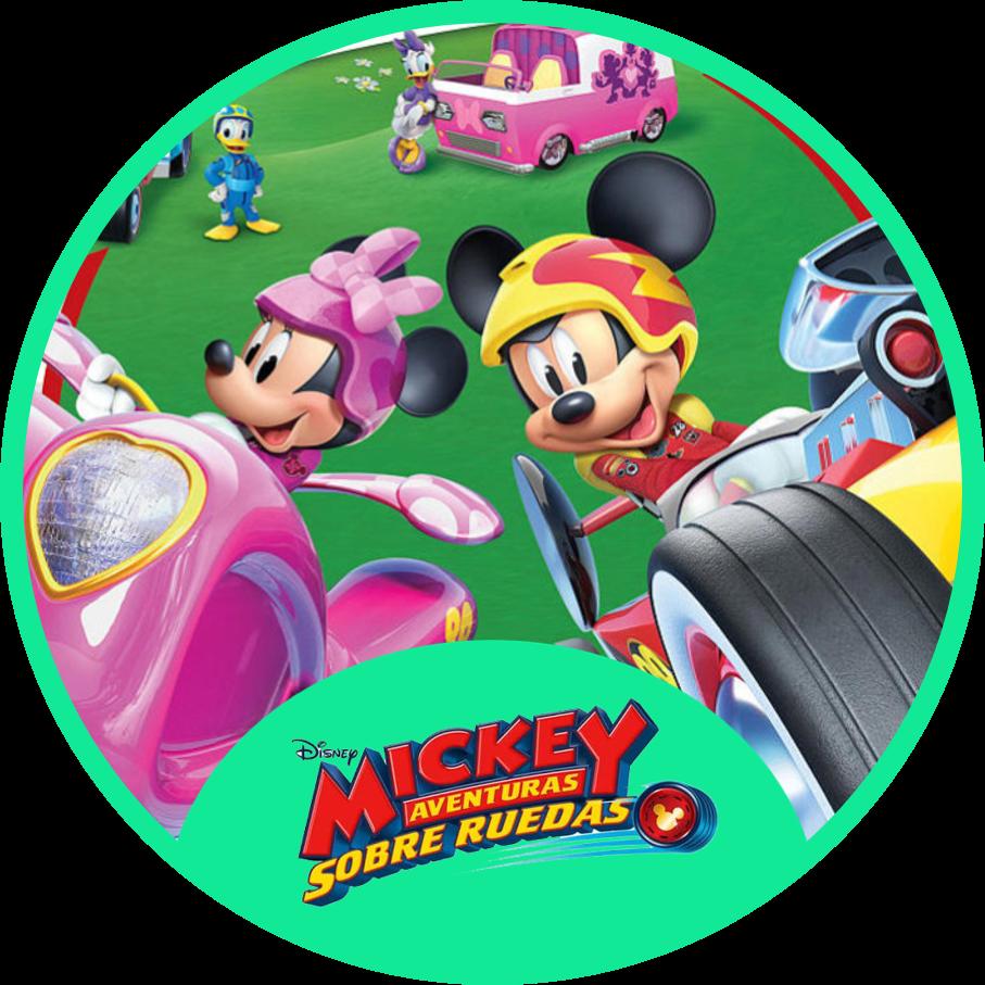Mickey Aventuras Sobre Ruedas Tano Upload