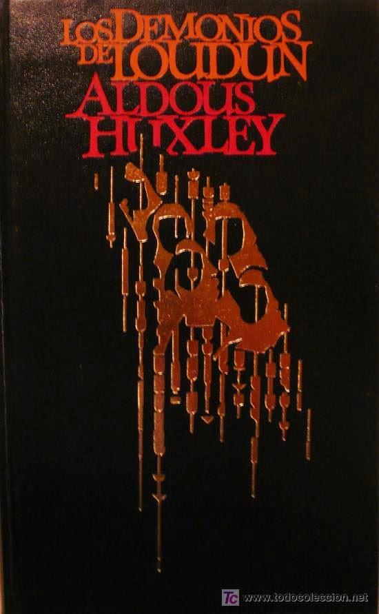 Portada 2 del libro los demonios de loudun de aldous huxley