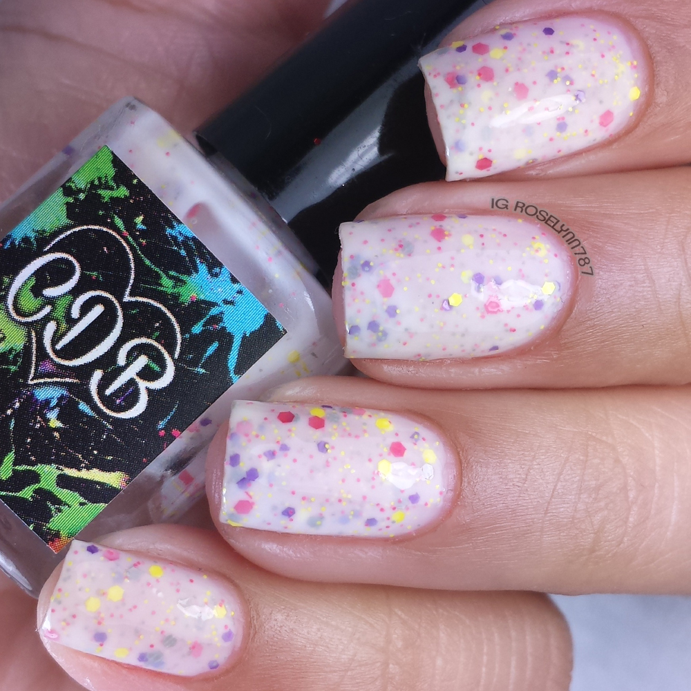 CDB Lacquer - Flowers Bloom