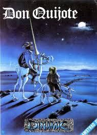 Portada videojuego Don Quijote