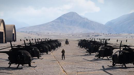 Arma3用マップや兵器、ユニット、武器移植MOD