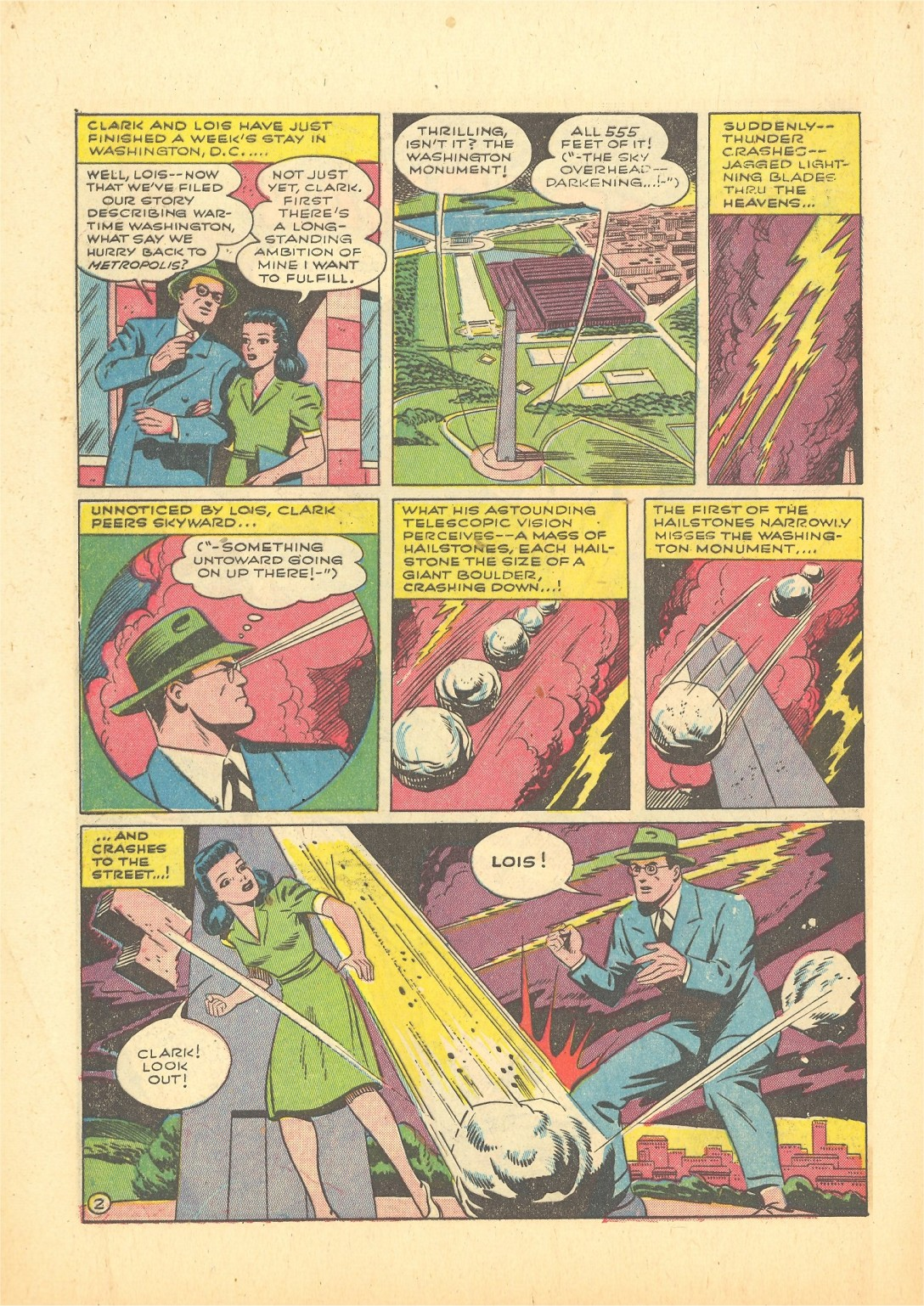 Action Comics (1938) 56 Page 2