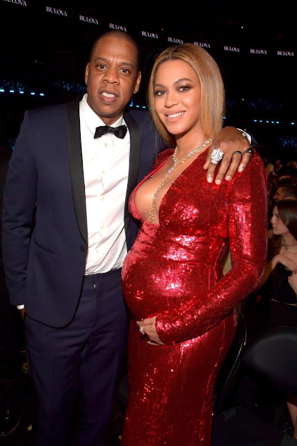 Beyonce's twins' birth order revealed