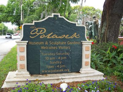 Que hacer en orlando sin ir a los parques - Albin Polasek Museum & Sculpture Gardens