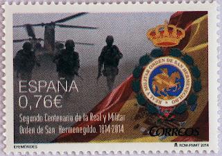 II CENTENARIO DE LA REAL Y MILITAR ORDEN DE SAN HERMENEGILDO