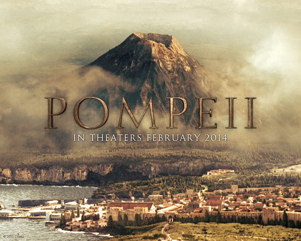 Pop Classics: Pompeii (dir. Paul W.S. Anderson, 2014)
