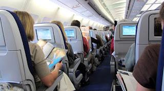 места в самолёте