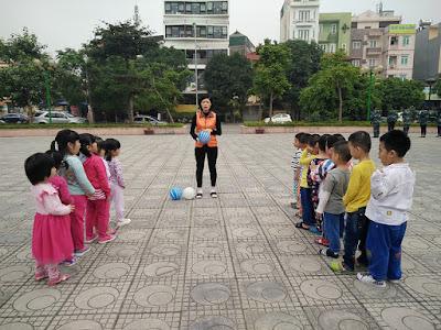 dạy trẻ kỹ năng sống