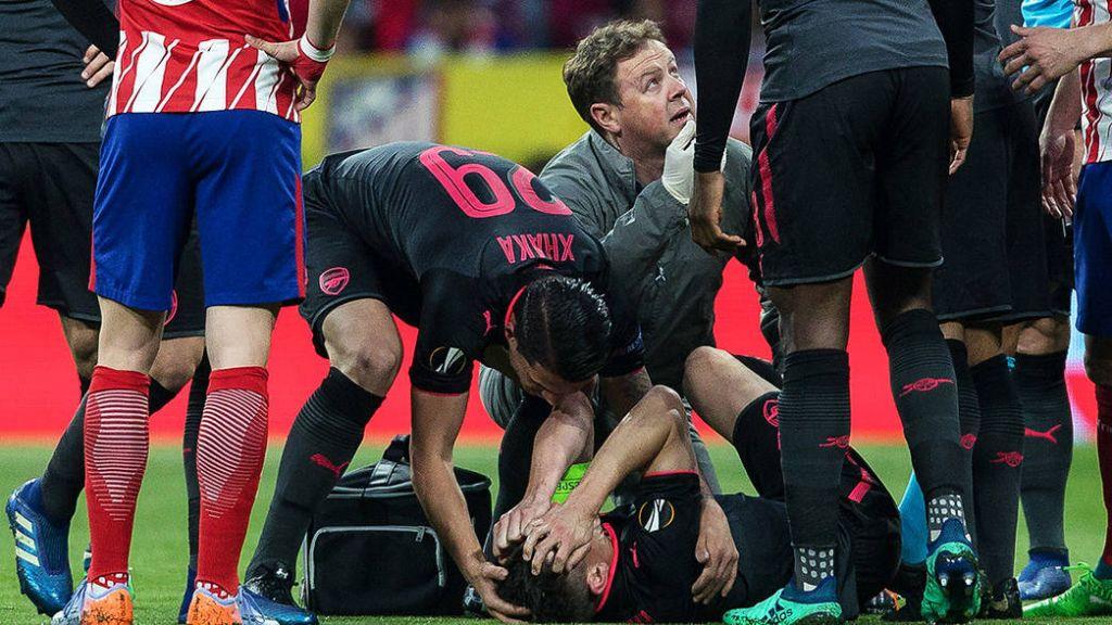 Alasan Laurent Koscielny Menyesal Tim nasional Prancis Berhasil Juarai Piala Dunia 2018