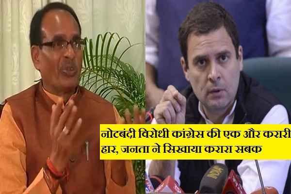 MP के हरदा नगर निगम चुनाव में कांग्रेस की करारी हार, BJP को 30, कांग्रेस को सिर्फ 4 सीटें