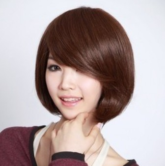 Model Rambut Pendek Wanita Korea Terbaru