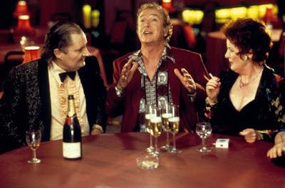 Jim Broadbent, Michael Caine and Brenda Blethyn