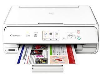 Printer Canon PIXMA TS5051 Driver Download