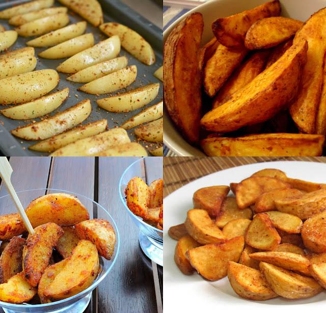أحلى وأسهل طريقة لعمل أصابع البطاطس بالبابريكا في المنزل وبسهولة!