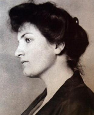 Alma Mahler c1902