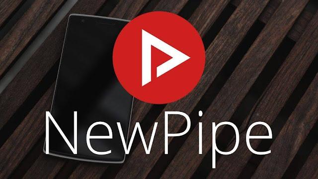 تحميل تطبيق NewPipe