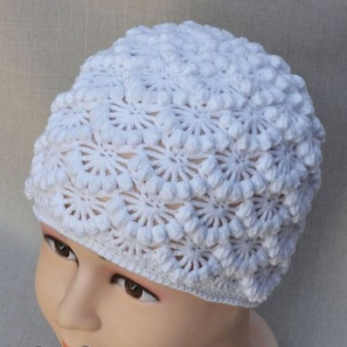 Beautiful Hat - Crochet Diagram