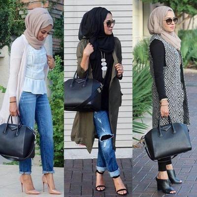 Penggunaan Fashion Yang Sesuai Kebiasaan
