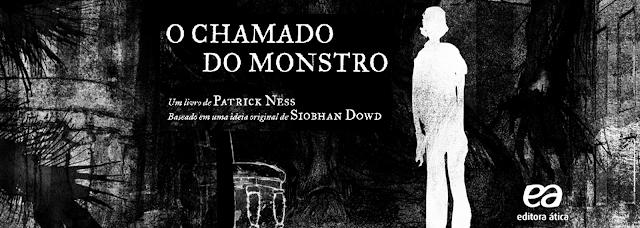 News: O Chamado do Monstro, de Patrick Ness. 8