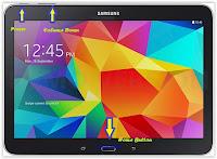 Hard Reset Samsung Galaxy TAB 4 10.1