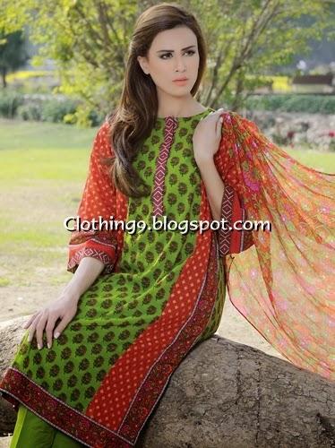 f0c3ac6fa0f Bareeze Summer Lawn Dresses - Full Catalog