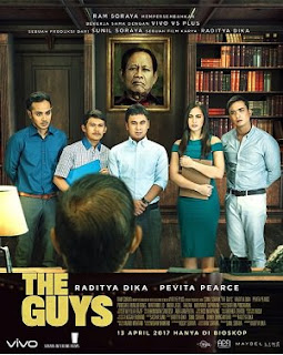 Film The Guys Raditya Dika