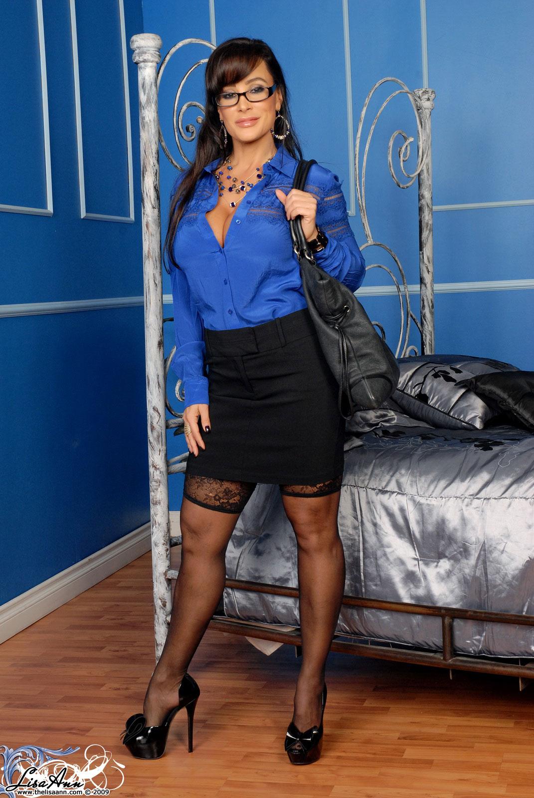 Lisa Ann Business Sex Class - Lisa Ann - The Gorgeous Pornstar-8902