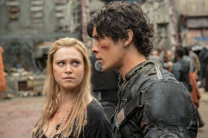 The 100 - Episode 4.01 - Echoes - Promotional Photos & Press Release