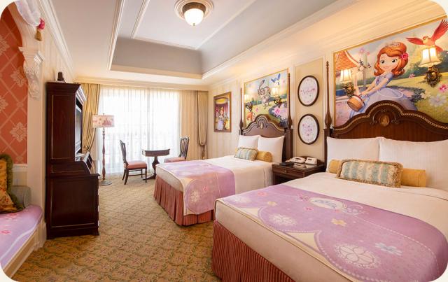 Camere A Tema Disney : Nuove stanze a tema al tokyo disney resort