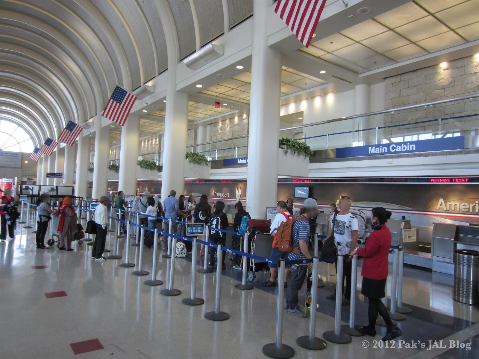 Jal Flyer Sampling Oneworld Premium Services American