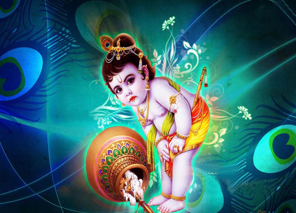 Lord Radha and Krishna...