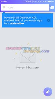 Cara Membuat Email Yahoo Baru Melalui HP Android