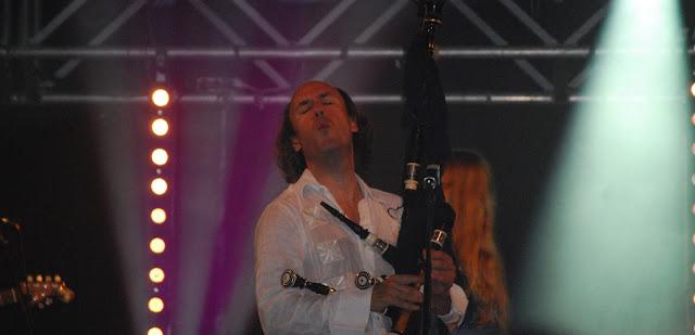 Carlos Nuñez en el Festival MéditerraneO' de Portet sur Garonne 2011