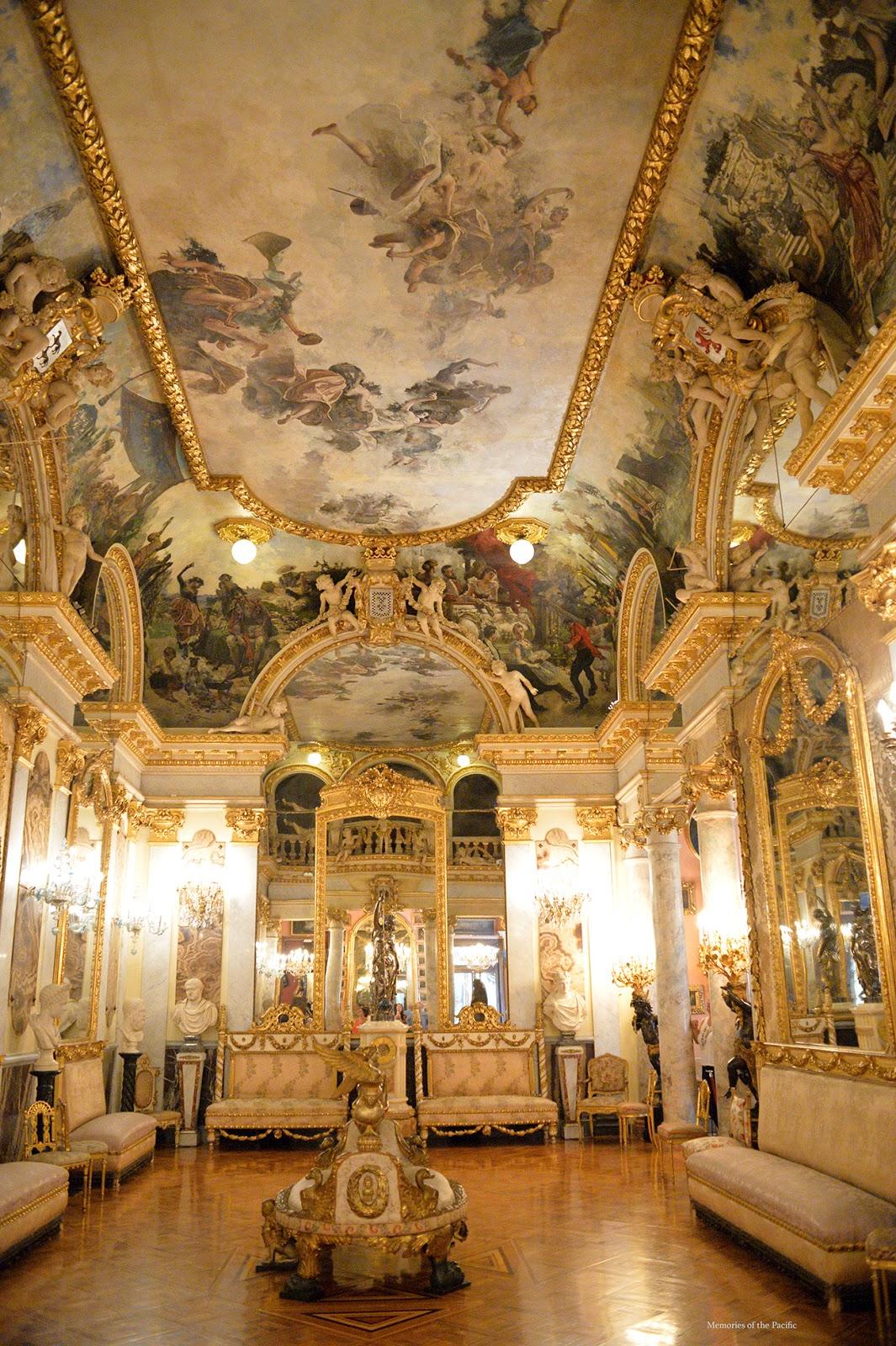 cerralbo museum madrid travel blogger spain
