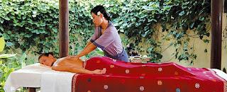 masaje balinés en Madrid